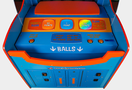 Yellow Dome Button for Let's Bounce and High Five (EA0571)