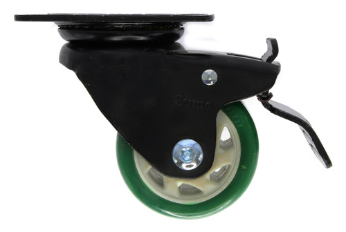 Castor Wheel with Brake for HYPERshoot and Let's Bounce (HM0091)