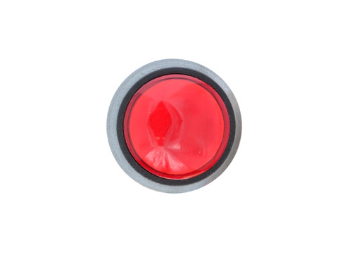 Round Red Push Button for Speed of Light Front Panel (EA0562)