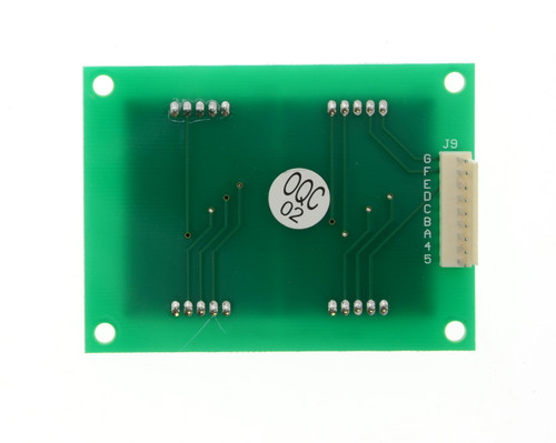 2-Digit Credit Display for Prize Box (PBX-LEA-187)