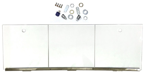 Lower Front Acrylic Assembly for Prize Box (PBX-ASSY-002)
