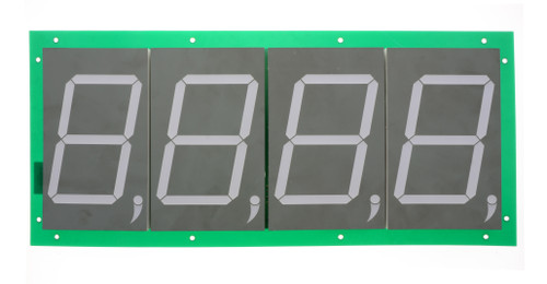 "4 Digit 5"" Display for Slam 'N' Jam, Mega Stacker & Mega Stacker Lite (BA1607)"