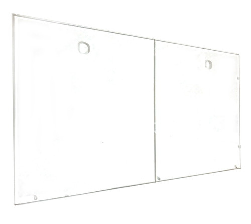 Prize Box Acrylic Front Upper Panel - DBA Version (PBX-MAC-130)