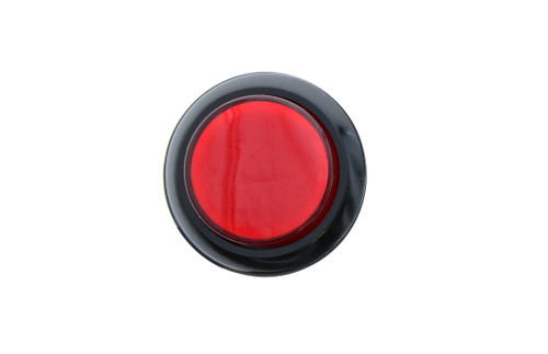 Red Round Push Button for Ghost Town Guns (GTWN-EA-0027)