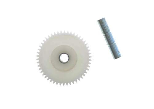 Large Nylon Gear & Shaft for Balloon Buster (HM4127)