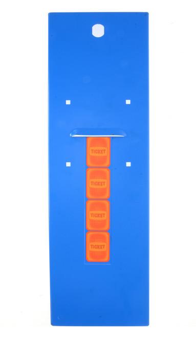 Ticket Door for Let's Bounce (PG1-FM-036-R0)