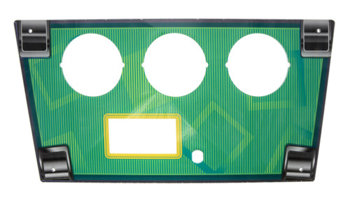 Shooting Mania Acrylic Control Panel - Green (SHM-FP-019)