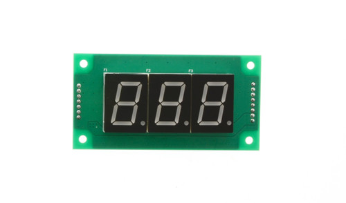 3 Digits Segment Display for Pearl Fishery (PMPF0009)