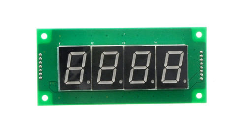 4 Digits Segment Display for Pearl Fishery (PMPF0010)