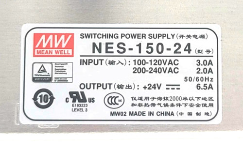 24VDC Switching Power Supply (EA1035)