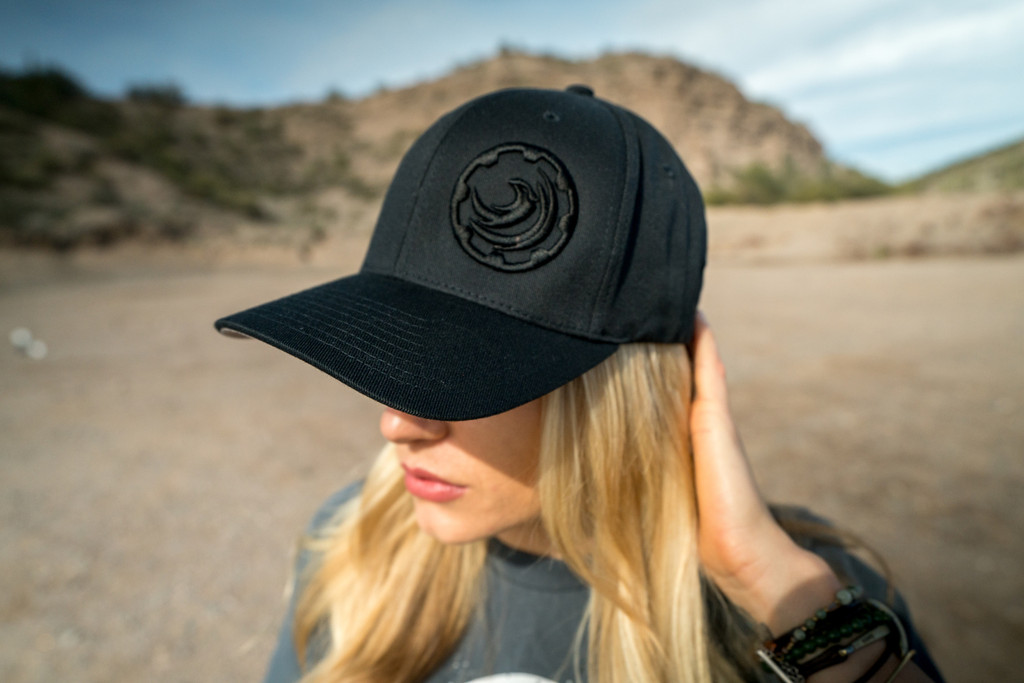 Murdered Out Hat