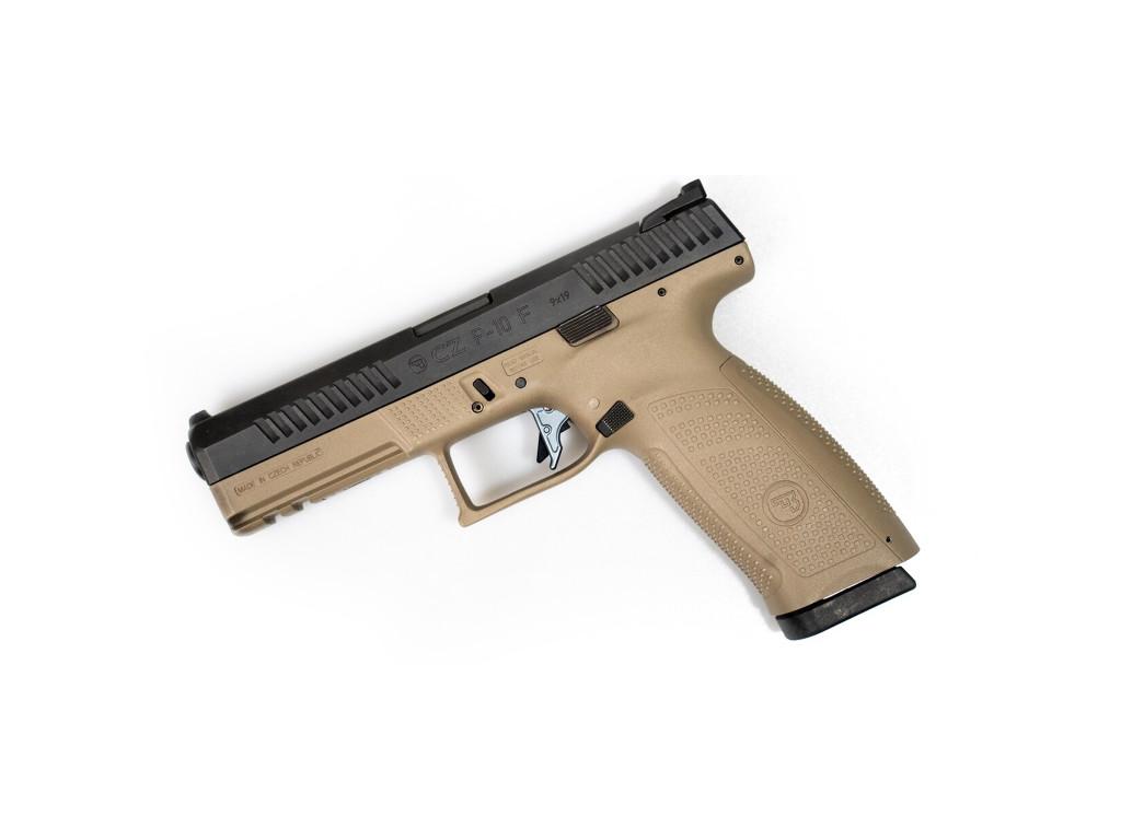 CZ P10 TAC Trigger Shoe and Striker Kit (for 9mm models)