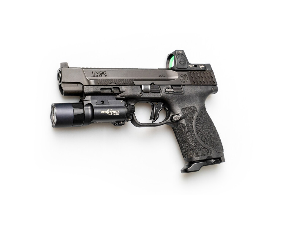 Smith and Wesson M&P 2.0 TAC Trigger System