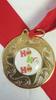 Stunning Ho Ho Ho festive seasonal Medal from 1stPlace4Trophies