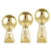 Beautiful elegant planet deluxe dance trophy in 3 affordable sizes at 1stPlace4Trophies
