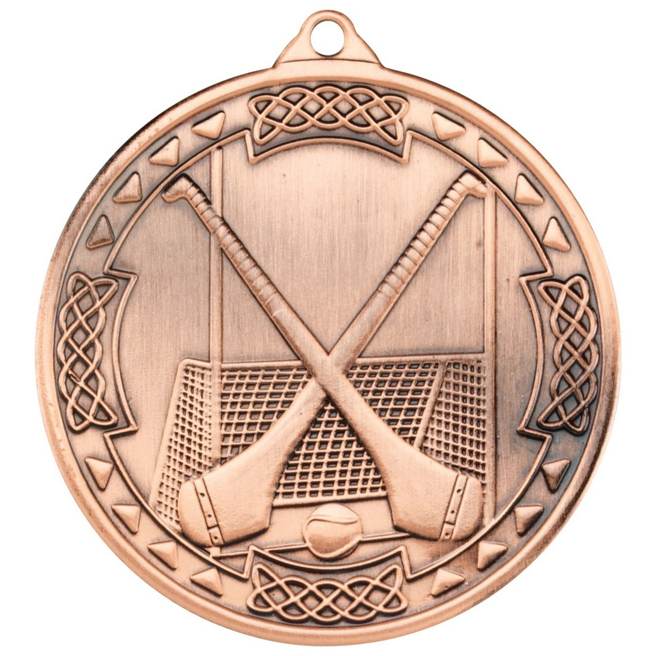 50mm Bronze Hurling Medal Award