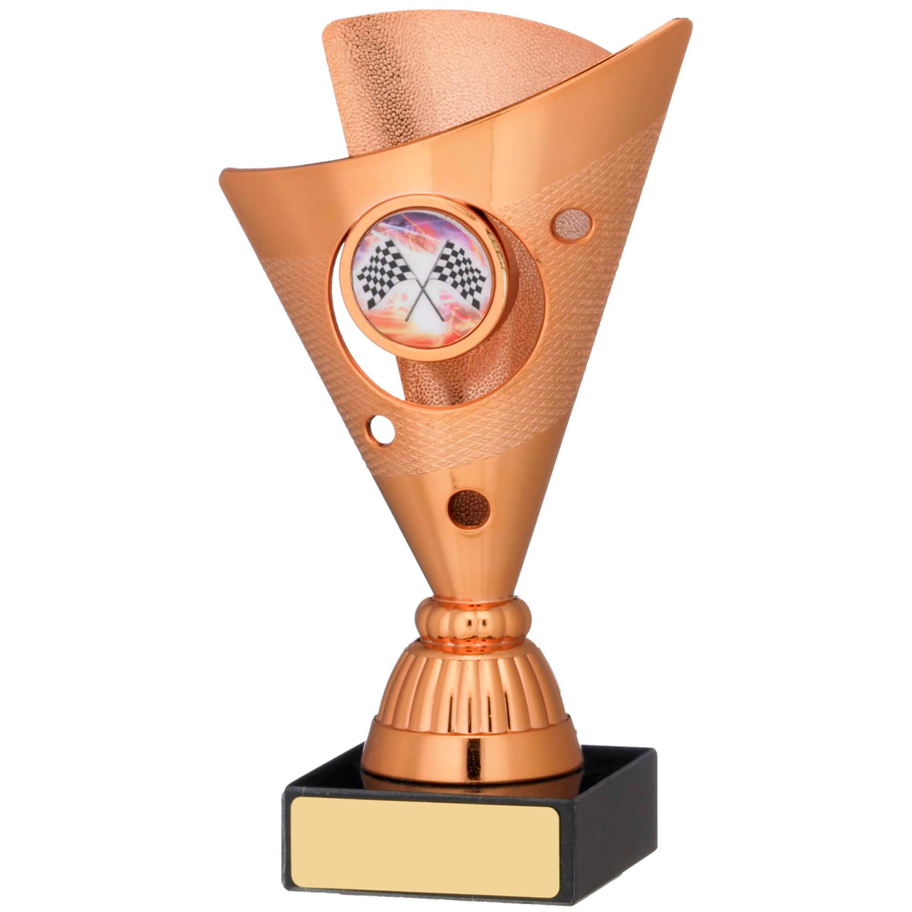 """6"""" Bronze Trophy Cup with FREE engraving"""