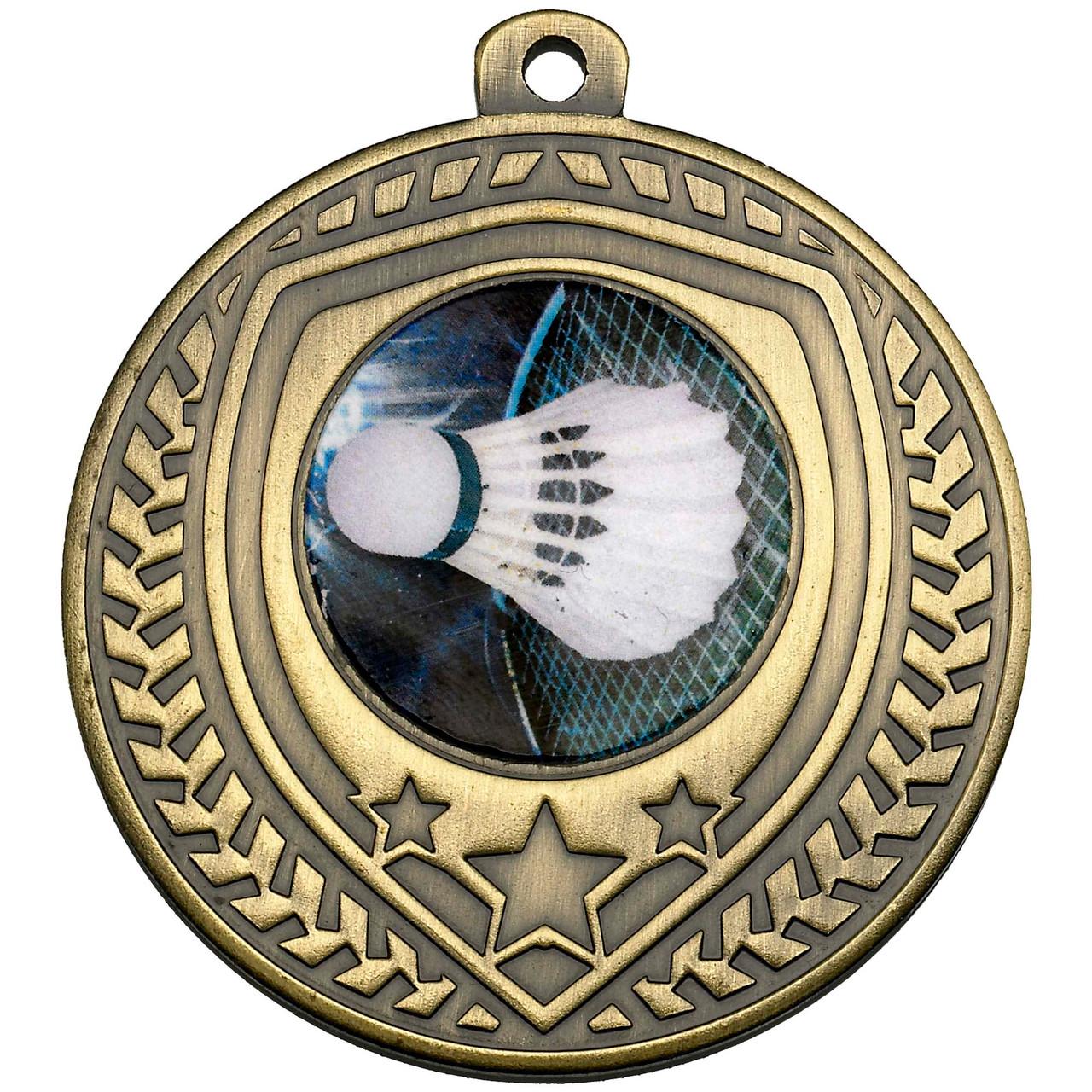 50mm Bronze Multisport Shield Medal Award