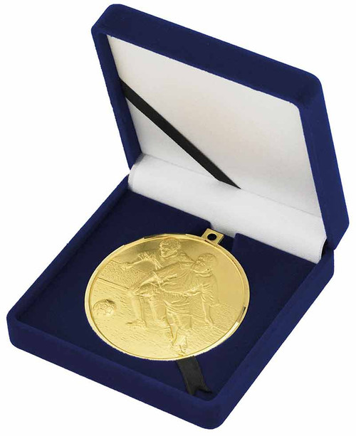 VELVET 60mm MEDAL BOX