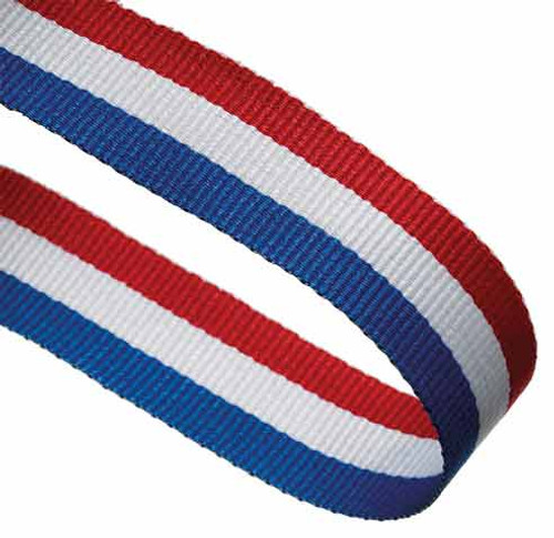 RED, WHITE & BLUE RIBBON