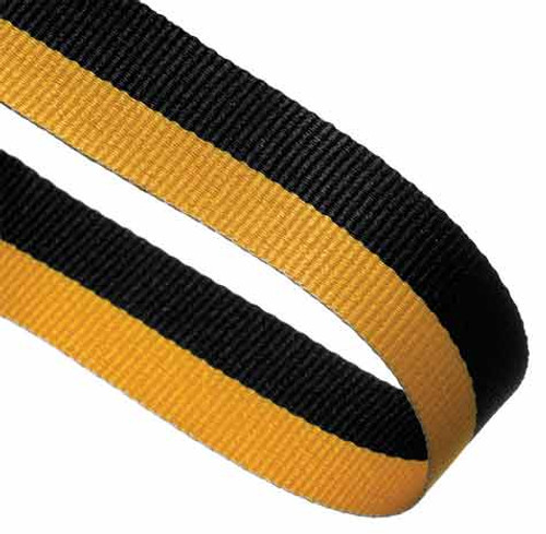 BLACK & YELLOW RIBBON