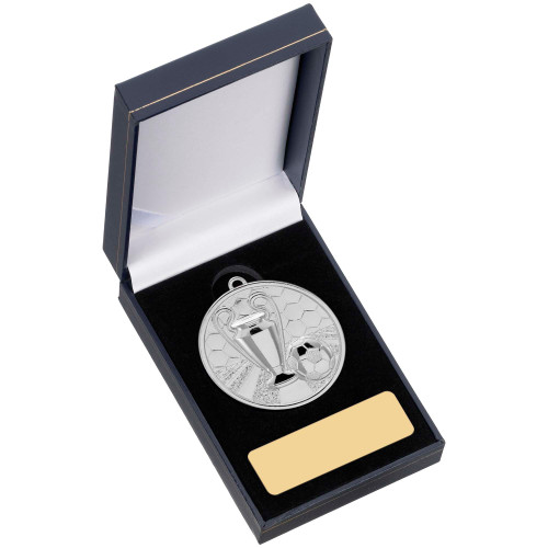 Blue Classic 50mm Medal Presentation Box