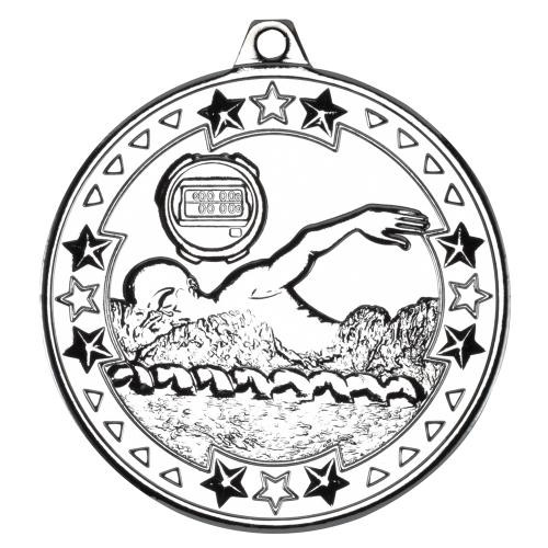 Silver Swimming Medal