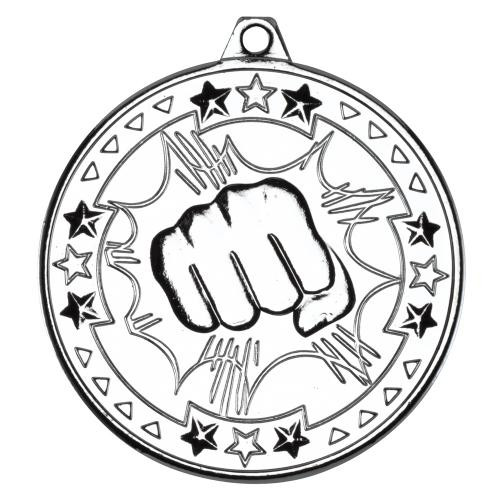 50mm Martial Arts Medal
