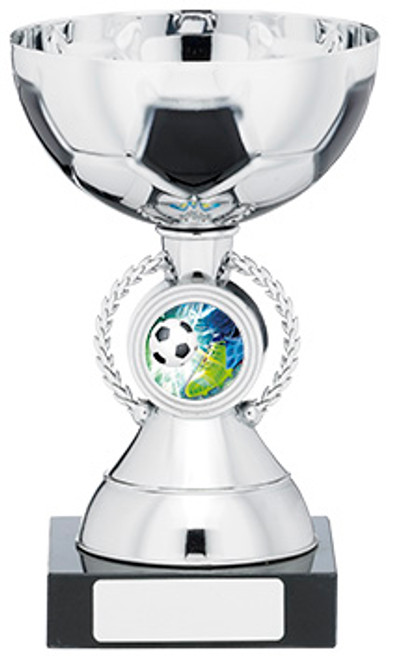 SILVER FOOTBALL CUP AWARD