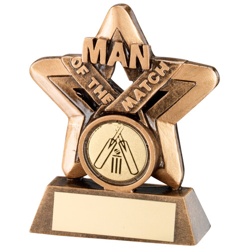 Star Man of the Match Cricket Award