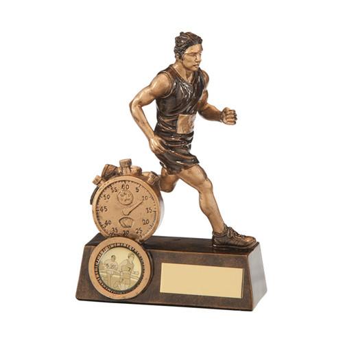 Endurance Male Running Athletics stop clock award
