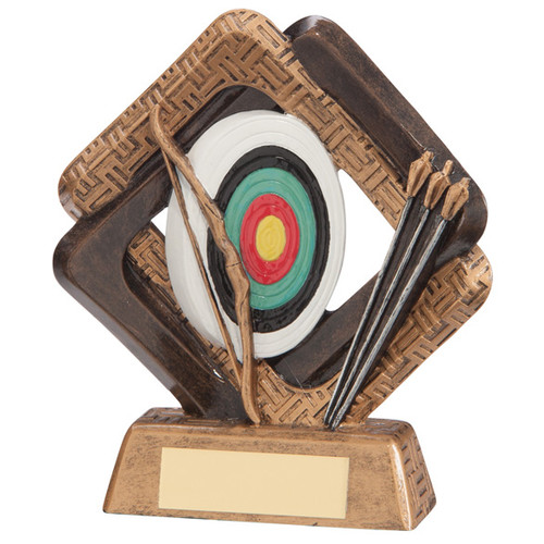 Sporting Unity Archery Award Bow, arrow and target in 3 sizes