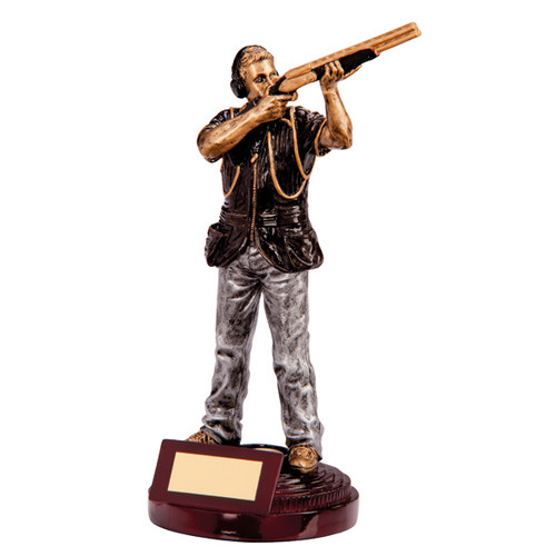 Motion Extreme clay pigeon shooting award prize budget trophy