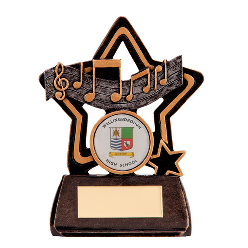 Little Star Music Award budget affordable trophy prizes