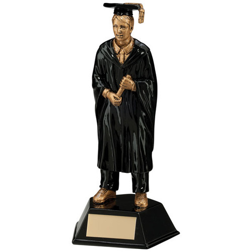 Tribute Male Graduate graduation college university cheap trophy award