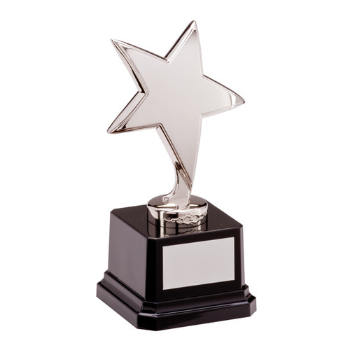 Stunning Challenger silver star achievement Award best seller great price