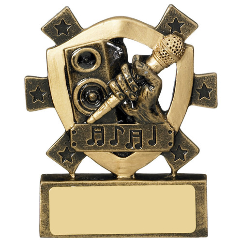 Karaoke Mini budget Award includes FREE engraving!