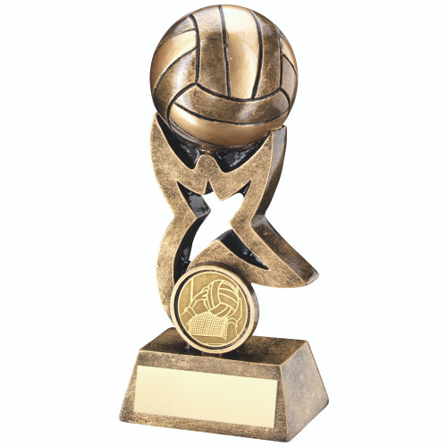 Fabulous Gaelic Football trophy available in 3 sizes and includes FREE insert and engraving.