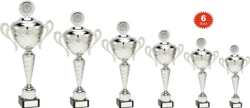 6 fabulous sizes to suit any budget and  all with FREE engraving.