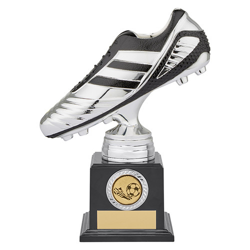 This stylish football boot award comes with FREE engraving TH19203