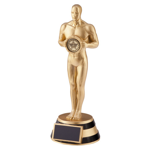 This striking achievement award includes FREE engraving at 1stPlace4Trophies
