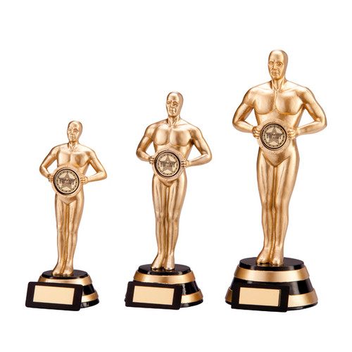 This superb achievement award is available in 3 sizes and includes FREE engraving at 1stPlace4Trophies