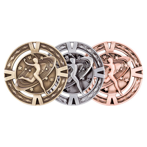 V-Tech Dancing 60mm 3D Medals great value medals at the best prices