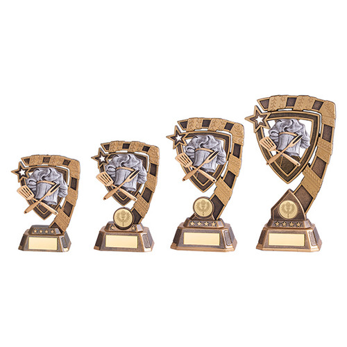 Euphoria Cooking Series Award in 4 sizes with FREE engraving at 1stPlace4Trophies
