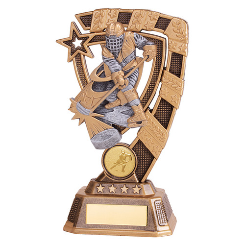 Euphoria Ice Hockey Award available in 4 super sizes with FREE Engraving