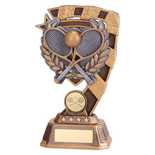 Euphoria Tennis Award available in 4 super sizes with FREE Engraving