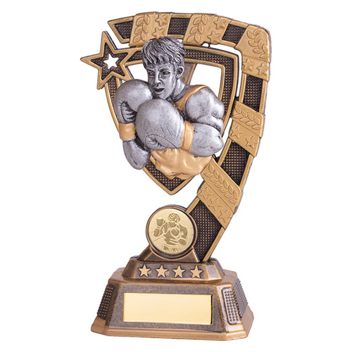 Euphoria Boxing Award available in 4 super sizes with FREE Engraving