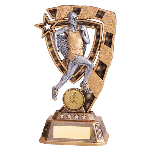 Euphoria men's running Award available in 3 super sizes with FREE Engraving
