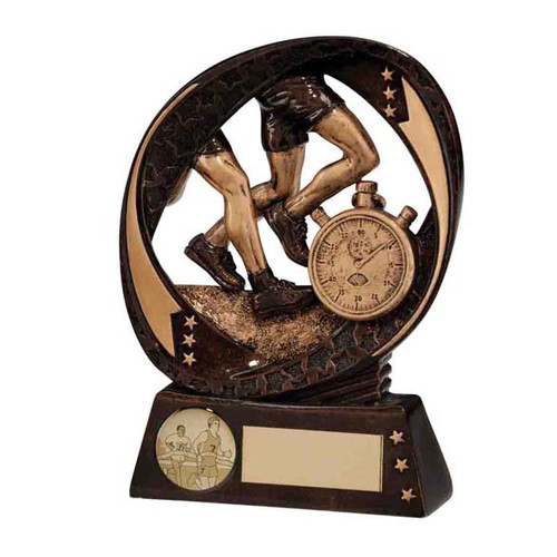 Typhoon Running Award available in 2 sizes with FREE engraving