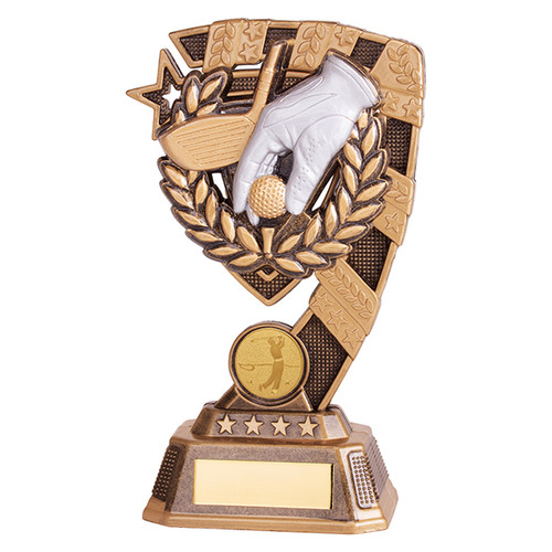 Euphoria Golf Award available in 4 super sizes with FREE Engraving